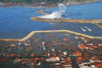Cause of lapindo hut mud flood